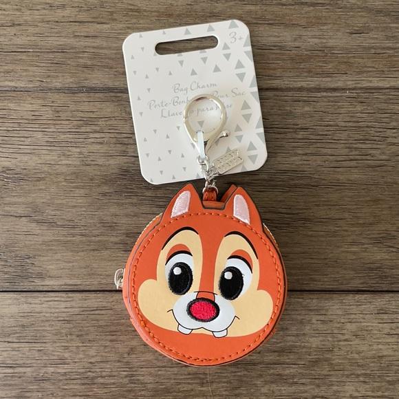 Disney Handbags - Disney Chip 'n Dale Coin Purse Flair Bag Charm